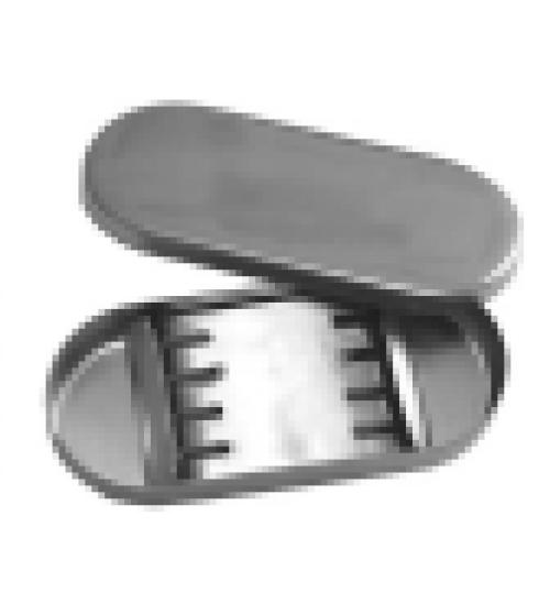 Лоток стоматологический с крышкой ЛСК(Б) для боров