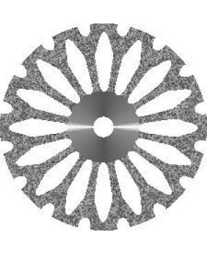 Диск алмазный с крупнозернистым покрытием - АКРИЛ D 22