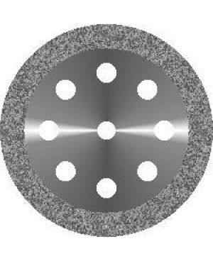Диск алмазный с крупнозернистым покрытием - ОБОДОК 8 ОТВЕРСТИЙ