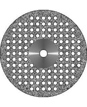 Диски алмазные зуботехнические с крупнозернистым покрытием - СЕТКА d22