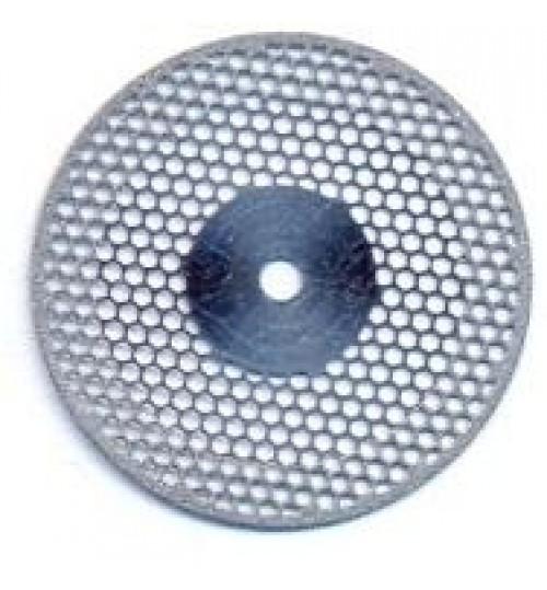 Диски алмазные зуботехнические с мелкозернистым покрытием - СОТЫ