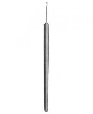 Игла (нож) для удаления инородных тел из роговицы НК 120х3,5