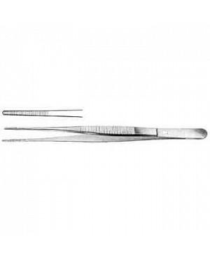 Пинцет стоматологический прямой, 125 мм
