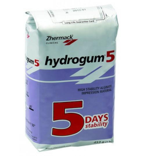 HYDROGUM 5 альгинатная слепочная масса 453г ZHERMA