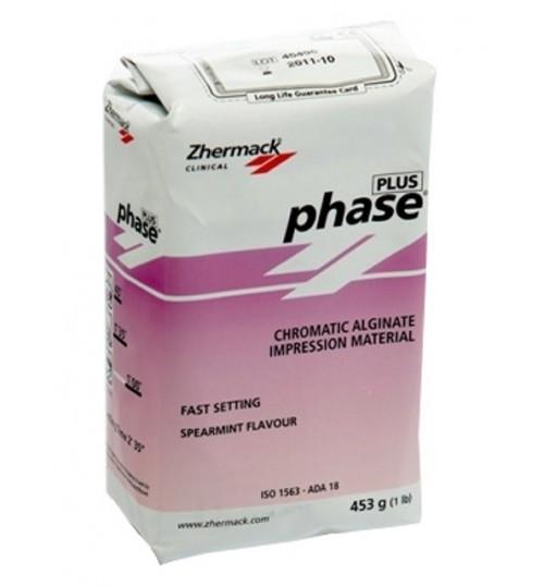 PHASE PLUS альгинатная слепочная масса 453г ZHERMACK