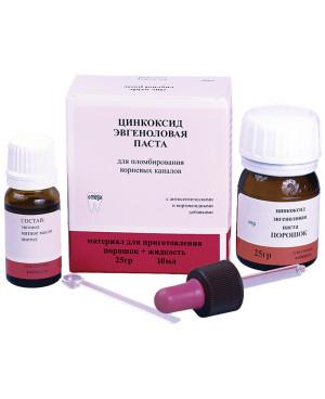 Цинкоксид - эвгенол. паста (25г+10мл)