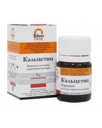 Кальцетин, порошок гидроокиси кальция, 7 г