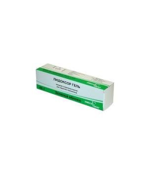 Лидоксор-гель (зел. яблоко) - 45г 10%ндс