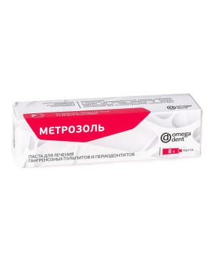 Метрозоль паста (8гр) (10% НДС)