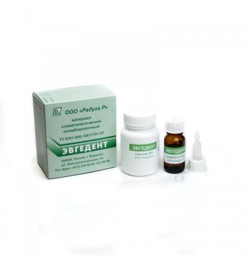 Эвгедент цинк-эвгенольный  (порошок 12,5 г+жидк.4