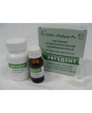 Эвгедент цинк-эвгенольный  (порошок 25 г+жидк.8мл