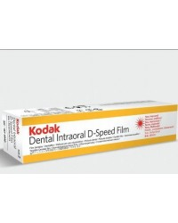 Пленка Kodak/Carestream D-Speed 30,5х40,5 мм (100л)
