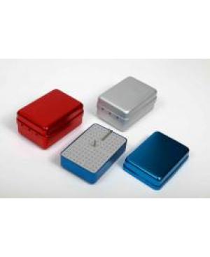 Эндобокс В006а (52 отв д/боров+60 отв д/файлов+э/линейка) 118*83*50