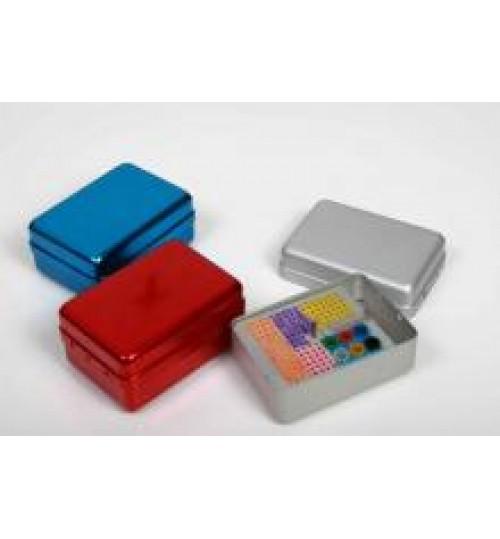 Эндобокс В023с (180 отв+6 силик.стакан.д/гуттап.) 118*83*50