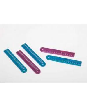 Эндолинейка цветная В047 пластик.
