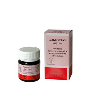 Альвостаз - жгутики (1м х 1см)