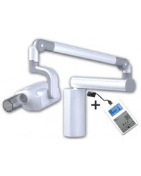 Комплект Визиограф RX2 New CSN плюс рентген MAX70 настенный